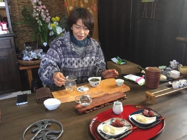 森内茶園カフェ